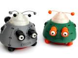 虫型机器人