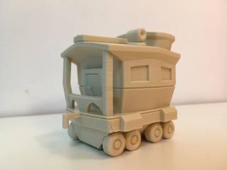 萌版小火车:车厢2