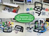 PCB Workstation with Articulated Arms