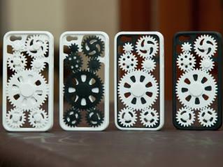 iPhone 5齿轮箱手机壳