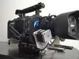 为NEMA 17 15mm轨安装跟踪聚焦