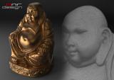 弥罗佛雕像