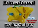 Educational Brake Caliper