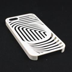 弯曲模式iPhone 5手机壳