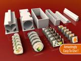 寿司制造盒