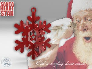 圣诞装饰-雪花