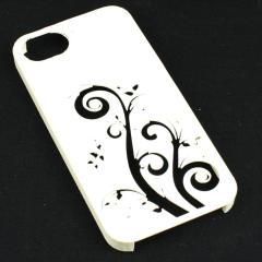 花朵图案的iPhone 5手机壳